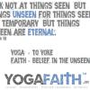 to yoke yogafaith
