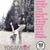 YogaFaith Be BRAVE