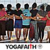 YogaFaith Thank you card