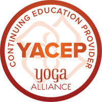 Yoga Alliance Continued Education Provider