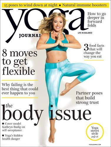 Yoga Journal YogaFaith 3