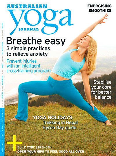 Yoga journal YogaFaith 7