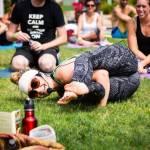 YogaFaith - Yoga Rocks the Park