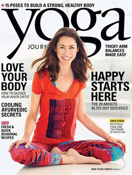 yoga journal YogaFaith 9
