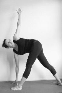 revolved triangle / pyramid  yogafaith