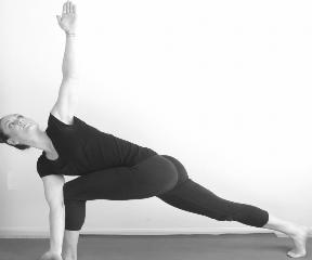 revolved crescent  yogafaith