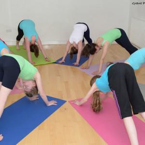 YogaFaith Kids Module 1k-5