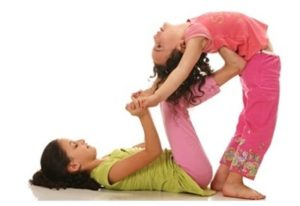 children's module four  yogafaith