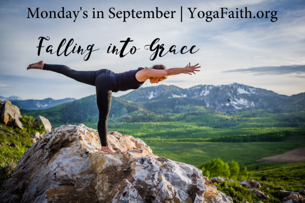 Falling into Grace | YogaFaith Instructor Stacey Young photographed in beautiful Park City, Utah by Kevin McInnis Photography