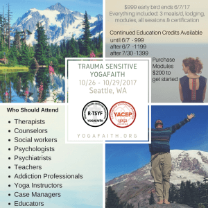 Trauma Sensitive YogaFaith in Seattle Oct 2017 (1)