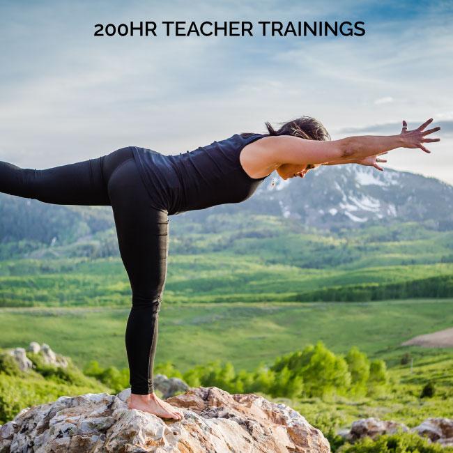 Christian Yoga 200 hour 300 hr Teacher Training Instructor