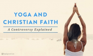 Christian Yoga Articles Seattle Yoga News Yoga and Christian Faith
