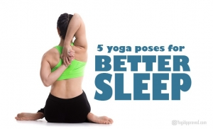 YogiApproved 5 Poses For Better Sleep Christian Yoga Articles