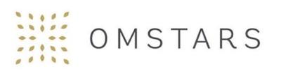 OmStars Logo - Yoga Blog